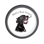 Man's Best Friend Wall Clock