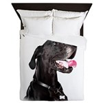 Man's Best Friend Queen Duvet