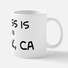 Turlock - Happiness Mug