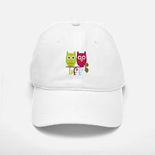 BFF Best Friends Forever Owls Baseball Baseball Cap