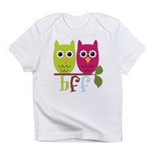 BFF Best Friends Forever Owls Infant T-Shirt