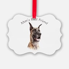 Man's Best Friend Ornament