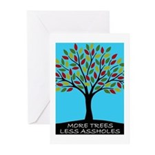 More Trees Greeting Cards (Pk of 10)