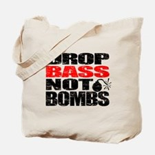 Cute Drum and bass Tote Bag