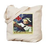 Nurse tote bags Canvas Bags