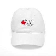 Cute Canadian military Baseball Cap