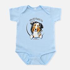 Australian Shepherd IAAM Infant Bodysuit
