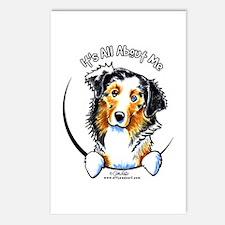 Australian Shepherd IAAM Postcards (Package of 8)