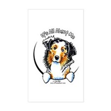 Australian Shepherd IAAM Decal