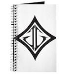 JG Diamond Black Journal