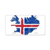 Iceland License Plates