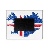 Iceland souvenirs Picture Frames