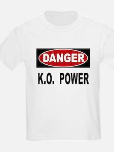 K.O. Power T-Shirt