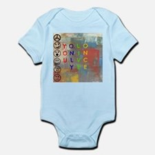 Y.O.L.O Infant Bodysuit
