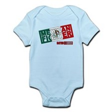 Mexican Fighter Infant Bodysuit