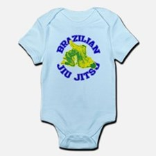 Brazilian Jiu-jitsu Infant Bodysuit