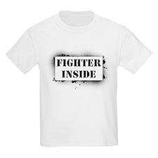 Fighter Inside T-Shirt