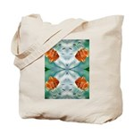 Tigerlily Reflection Tote Bag