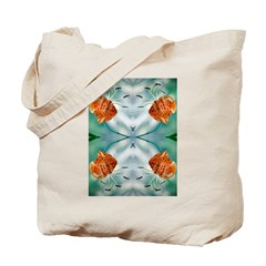 Tigerlily Reflection Tote Bag