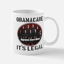 Obamacare It's Legal Mug