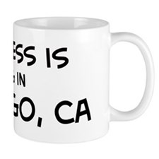 San Diego - Happiness Small Mug