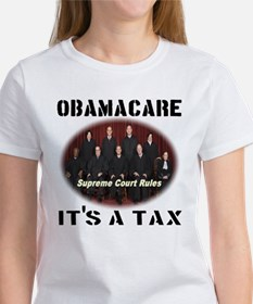 Obamacare It's A Tax Tee