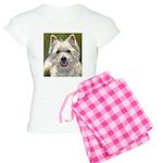 Happy Westie Women's Light Pajamas