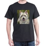 Happy Westie Dark T-Shirt