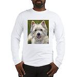 Happy Westie Long Sleeve T-Shirt