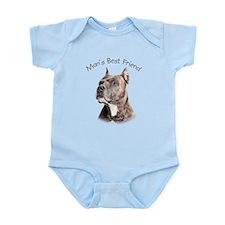 Man's Best Friend Infant Bodysuit