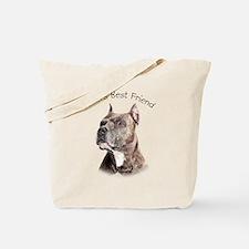 Man's Best Friend Tote Bag