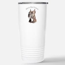 Man's Best Friend Travel Mug