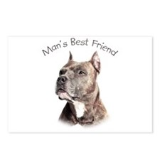Man's Best Friend Postcards (Package of 8)