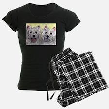 Two Westies Pajamas