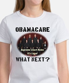 Obamacare What Next? Tee