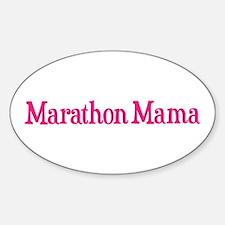 Marathon Mama Decal