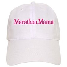 Marathon Mama Baseball Cap