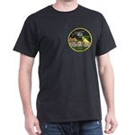 Immigration Air Operations Black T-Shirt