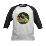 Immigration Air Operations Kids Baseball Jersey