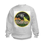 Immigration Air Operations Kids Sweatshirt