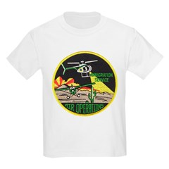 Immigration Air Operations Kids T-Shirt