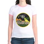 Immigration Air Operations Jr. Ringer T-Shirt