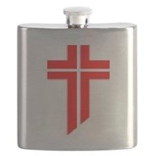 Lebanese Forces Flask
