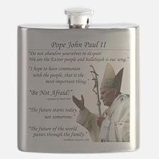 Pope John Paul II Flask