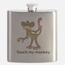 Touch my monkey ~ Flask