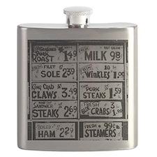 MEAT WINDOW Flask