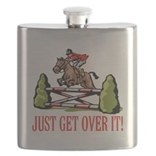 Jumping Horse Flask