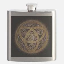 Celtic Sun Flask
