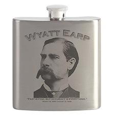 Wyatt Earp 01 Flask