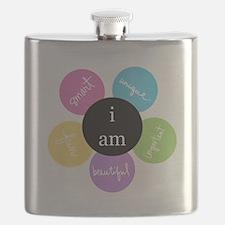 """""""i am..."""" Flask"""